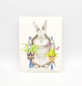 Hoppy Housewarming Greeting Card - Dear Hancock