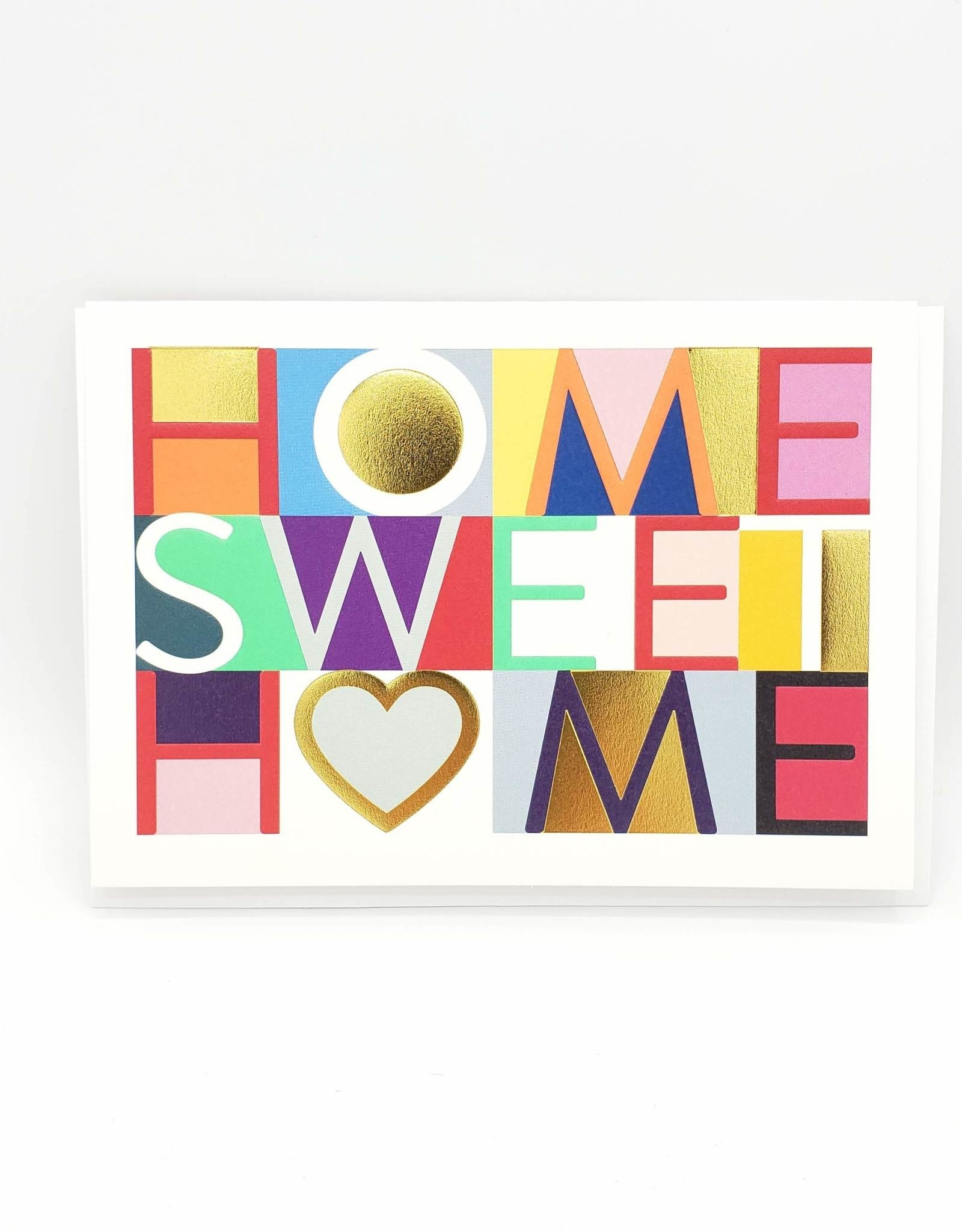 Home Sweet Home Greeting Card - Postco