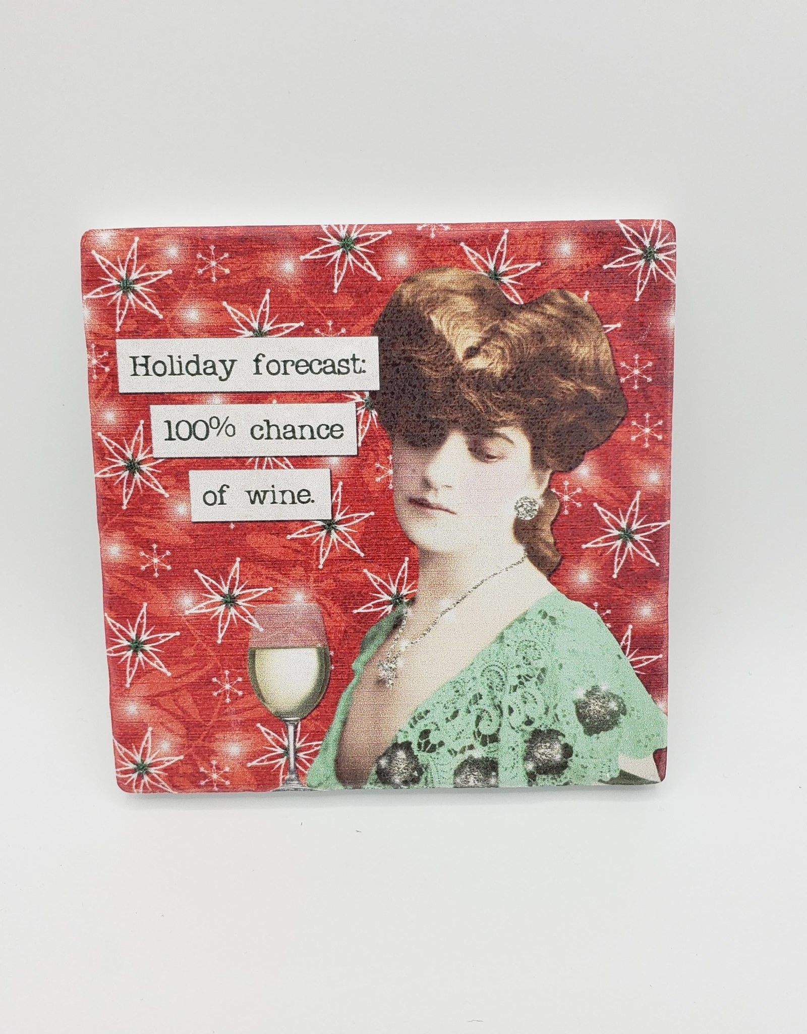 Christmas Gals Coaster Single - Versatile