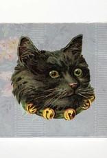 Vintage Cats Coaster Single - Versatile