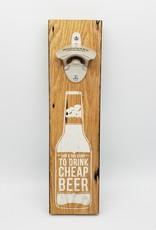 Cheap Beer Bottle Opener