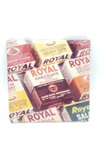 Pudding Boxes Drink Coaster