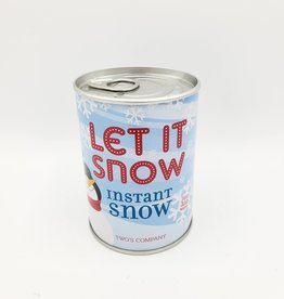 Magic Snow in a Can