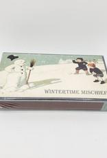 Winter Wonderland Matchbox
