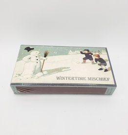 Winter Wonderland Matchbox