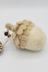 Acorn & Pine Cone Felt Ornament