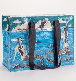Blue Q Mermaid Shoulder Tote by Blue Q