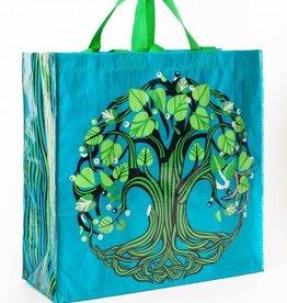 "Blue Q ""Tree Of Life"" Large Shopper Tote Bag by Blue Q"