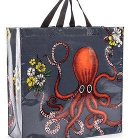 """Blue Q """"Octopus"""" Large Shopper Tote Bag by Blue Q"""