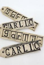 Ceramic Garden Markers- Greens Edition