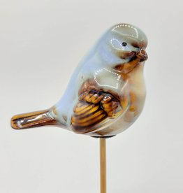 Ceramic Garden Bird Friends