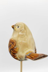 Ceramic Garden Bird Friends