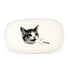 "Cavallini Papers ""Meow Cat"" Eraser by Cavallini"