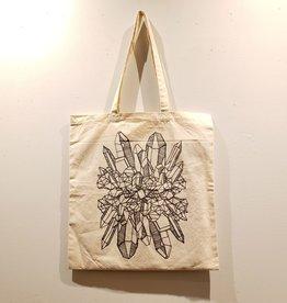 Tote Bag Glittery Crystals - Little Lark