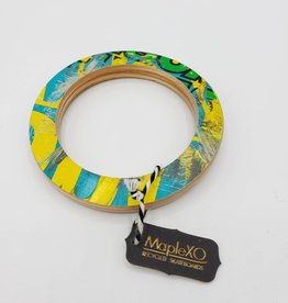 Maple XO Pala Bangle Bracelet
