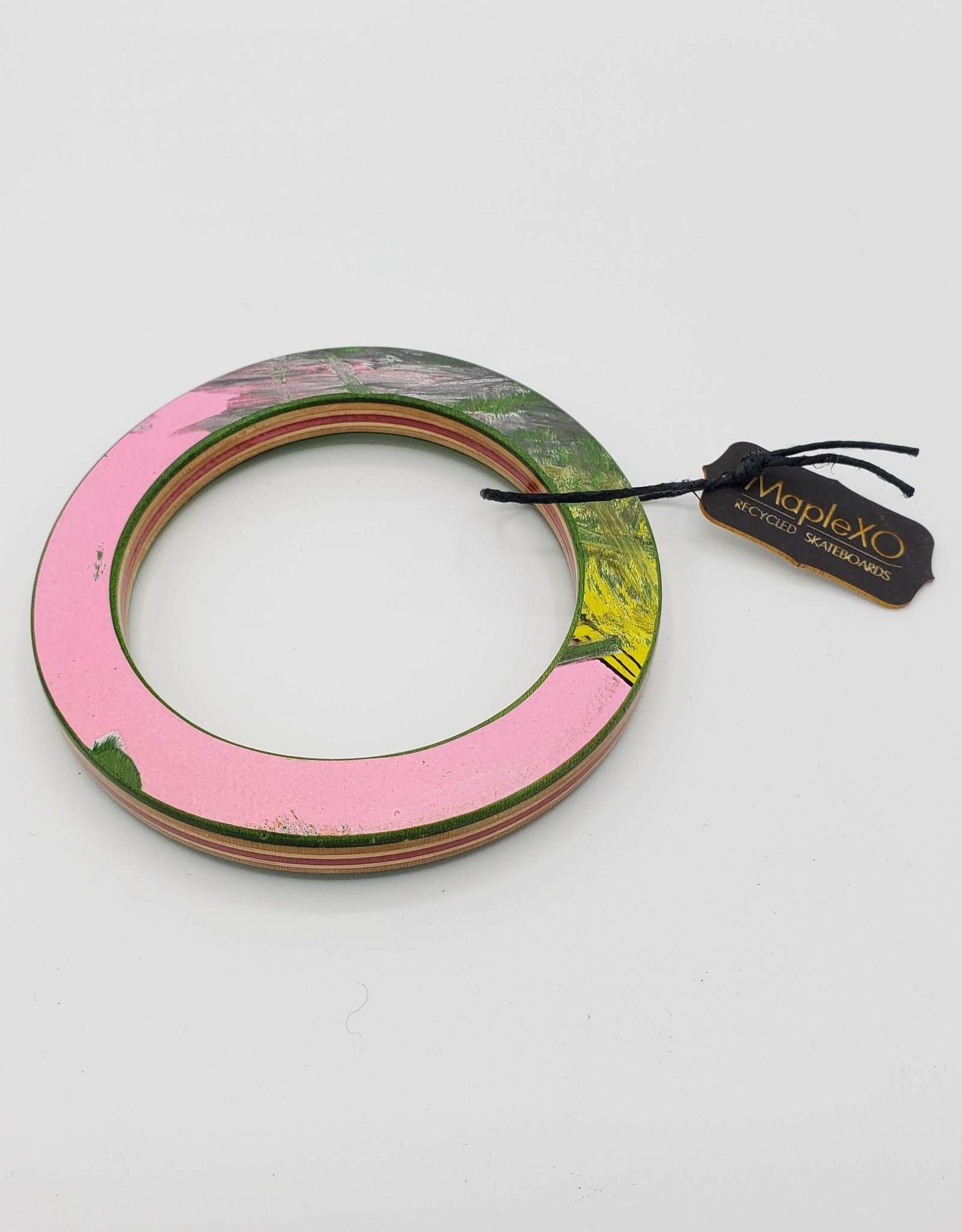 Maple XO Pala Bangle Bracelet