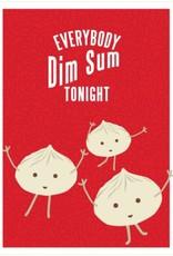 Seltzer Dim Sum Birthday Greeting Card - Seltzer