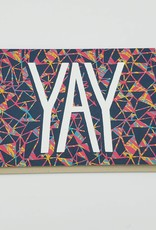 "Allison Cole ""YAY"" Greeting Card - Allison Cole"
