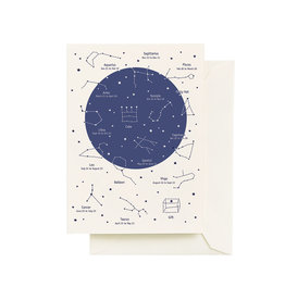 "Seltzer ""Constellations"" Birthday Greeting Card - Seltzer"