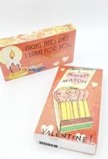 """""""A Perfect Match"""" Matchboxes"""