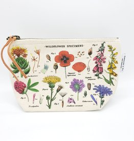 Cavallini Papers Floral Pouch Vintage by Cavallini