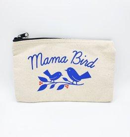 Seltzer Mama Bird Zipper Pouch - Seltzer