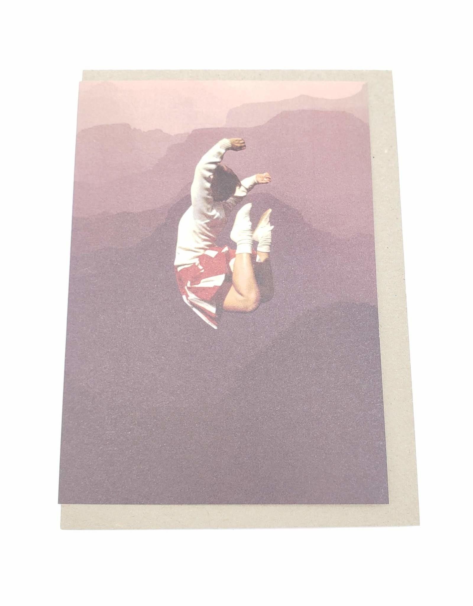 Cheerful Greeting Card - AHD