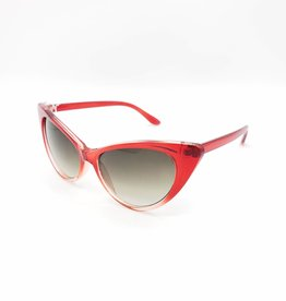 Cat Eye Sunglasses, Ombre