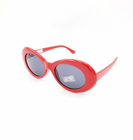 Marilyn Sunglasses, Red