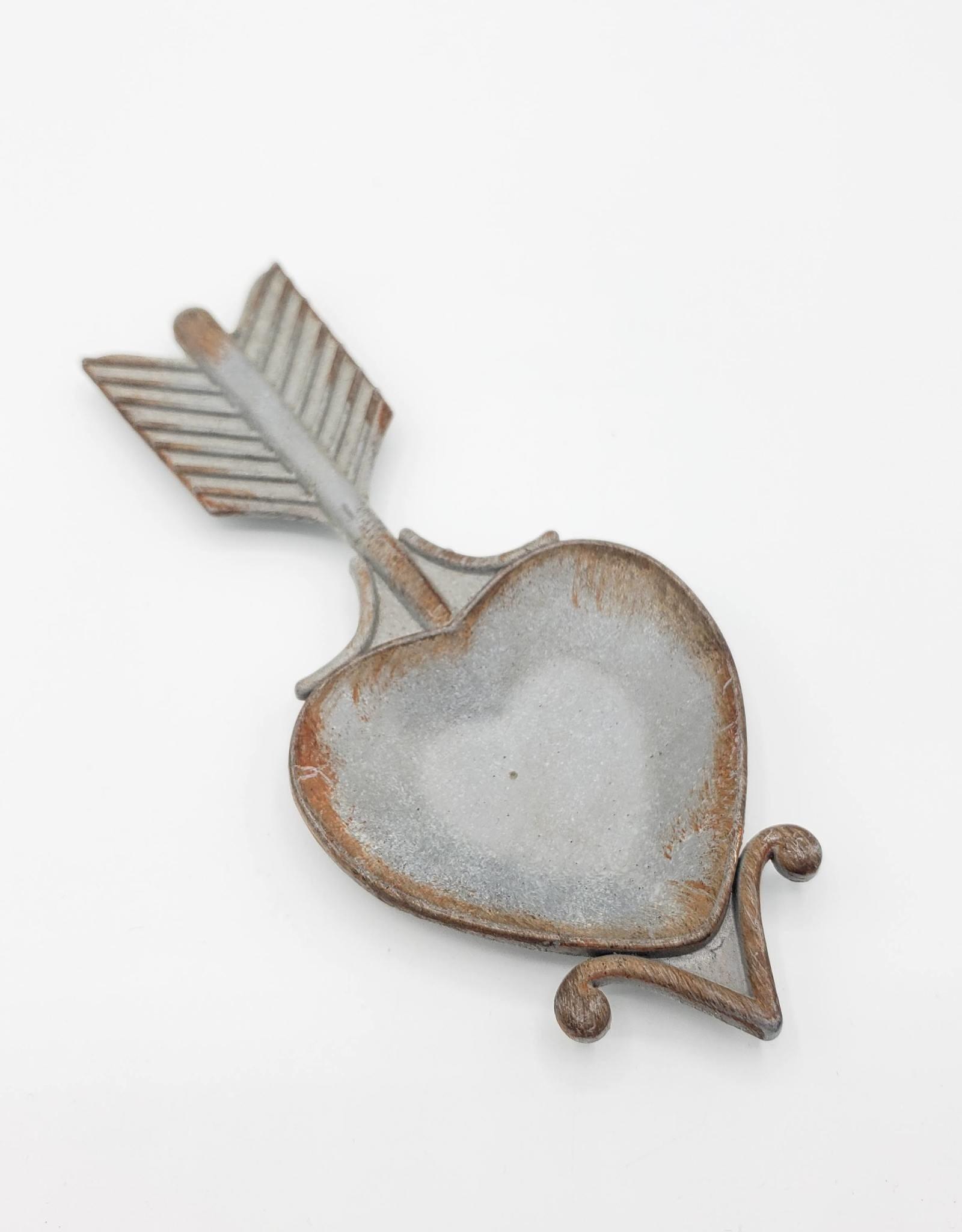 Jewelry Tray, Heart + Arrow