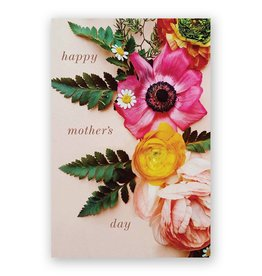 Mincing Mockingbird Happy Mother's Day Greeting Card - by Modern Lore