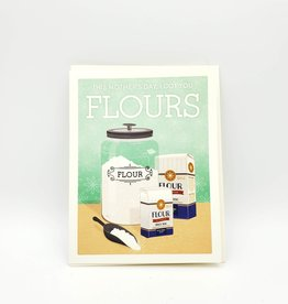 Seltzer Flours Mother's Day Greeting Card - Seltzer