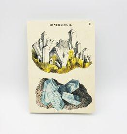 Cavallini Papers Minerology Notebook, Small - Cavallini