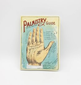 Cavallini Papers Palmistry Notebook, Small - Cavallini
