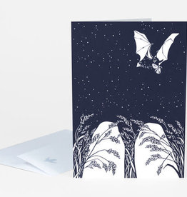 "Nikki McClure ""Release"" Greeting Card - Nikki McClure"