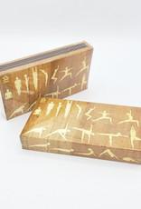 Yoga Poses Box of Long Matches