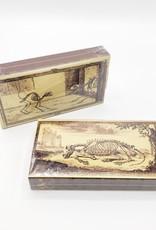 Skeleton Dog & Cat Box of Long Matches