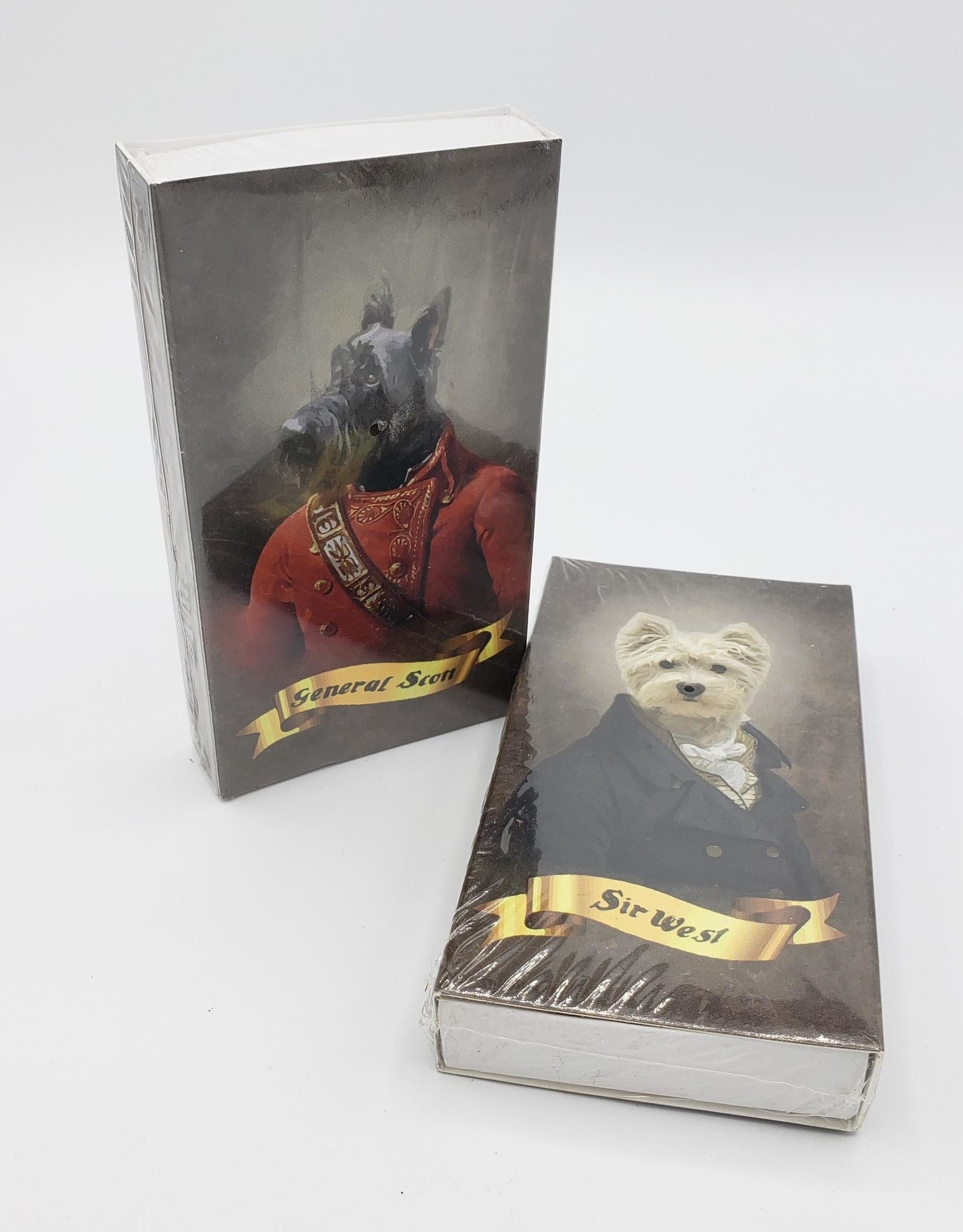 Royal Dogs Box of Long Matches