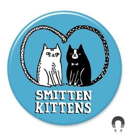 Badgebomb Smitten Kittens Big Magnet