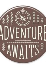 Badgebomb Adventure Awaits Big Magnet