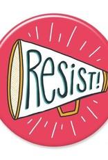 Badgebomb Resist! Big Magnet