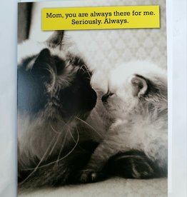 Always There - Happy Mother's Day Greeting Card - Calypso