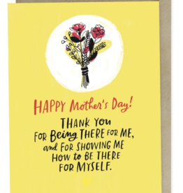 Emily McDowell Being There For Myself Mother's Day Greeting Card - Emily McDowell