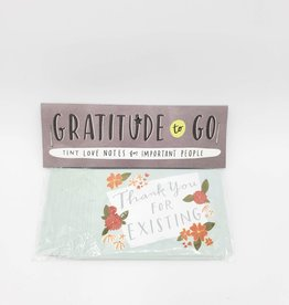 Emily McDowell Thank You For Existing Tiny Messages Mini Card Pack - Emily McDowell
