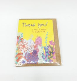 Emily McDowell Thank You Mini Greeting Card  - Emily McDowell