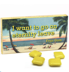 Blue Q Eternity Leave Gum Pack