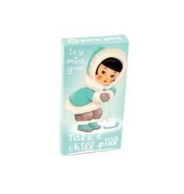 Blue Q Chill Pill Gum Pack