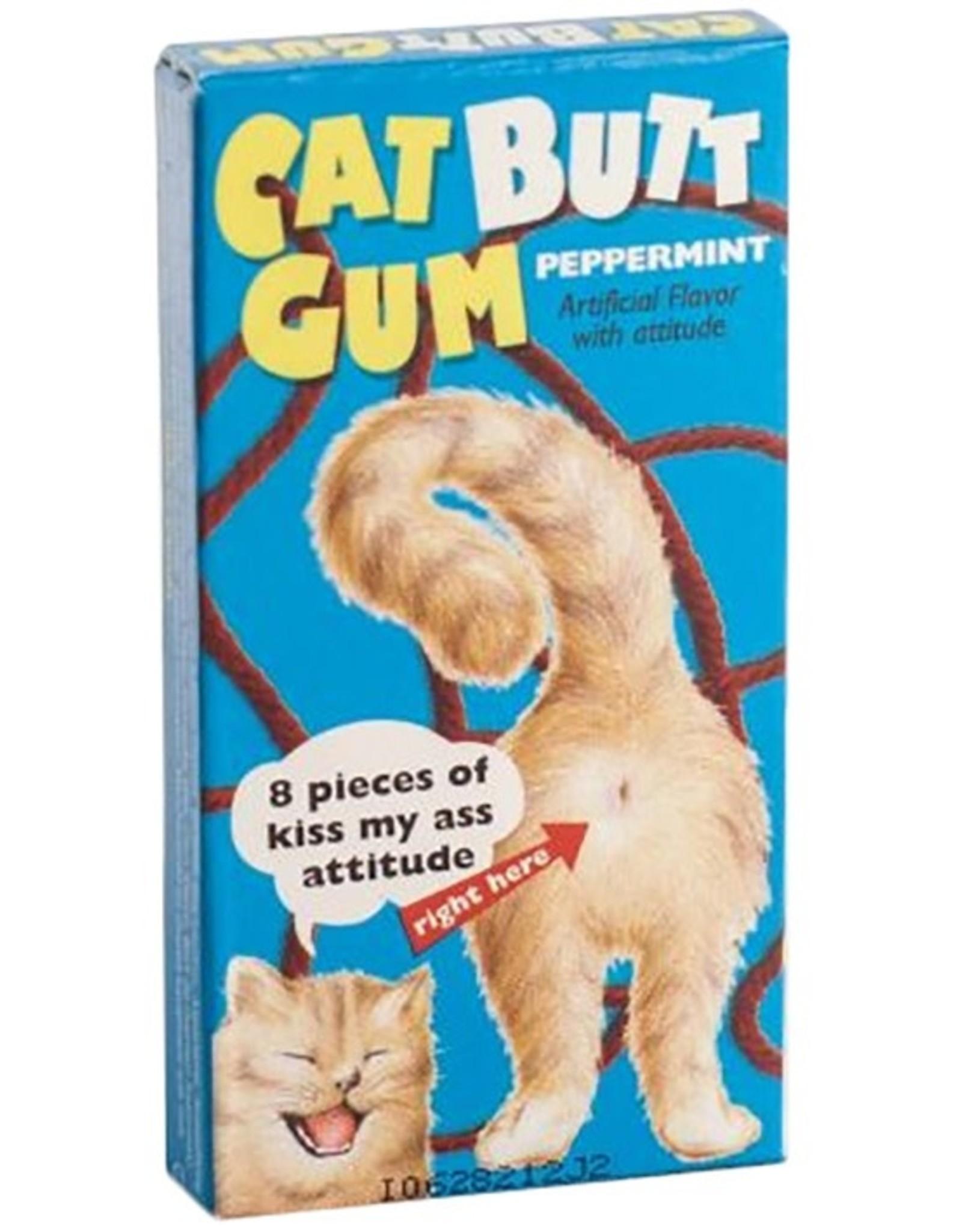 Blue Q Cat Butt Gum Pack