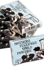 Blue Q Mother Fucking Girl Power Gum Pack