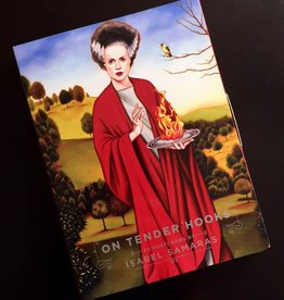 On Tender Hooks by Isabel Samaras - Postcard Book